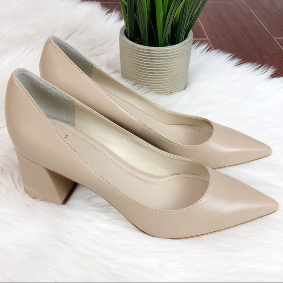 611972a1a2 Marc Fisher Shoes | Ltd Zala Smooth Leather Point Toe Pump | Poshmark